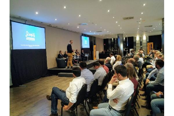 I Foro New Holland - Grandes Empresas del sector Agroalimentario